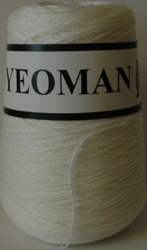 Yeoman Sport  Pure Virgin Merino Wool - Cream